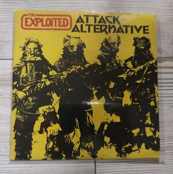 The Exploited – Attack / Alternative - EP (Second hand)