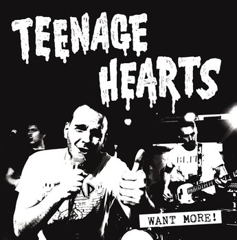 Teenage Hearts  - Want more! -  LP (Pre-Order)