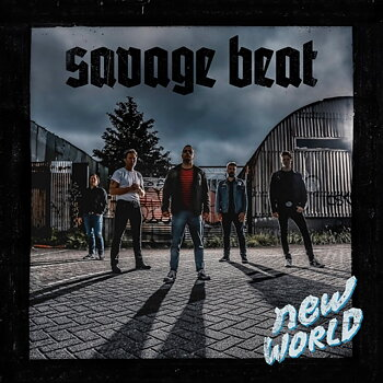 Savage Beat - New World -  LP (Pre-Order)