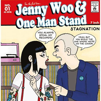 Jenny Woo / One Man Stand - Stagnation - EP