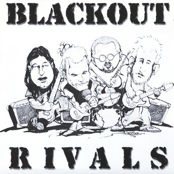 Blackout – Rivals - EP (Second hand)