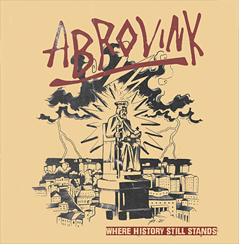 Abrovink - Where history still stands - EP (Pre-Order)