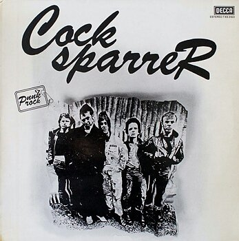 Cock Sparrer – Cock Sparrer - LP