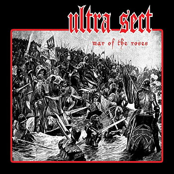 Ultra Sect - War of the Roses - EP (Andra pressen)