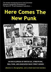 Here Comes the New Punk - Bok