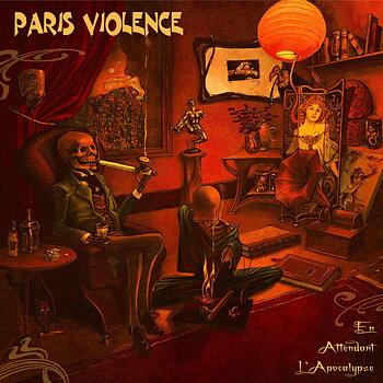 Paris Violence – En Attendant L'Apocalypse - LP