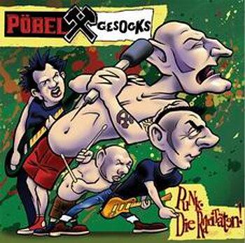Pöbel & Gesocks - Punk die Raritäten - LP