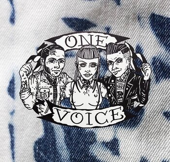 One Voice – Skinhead For A Day - EP (Färgad vinyl)