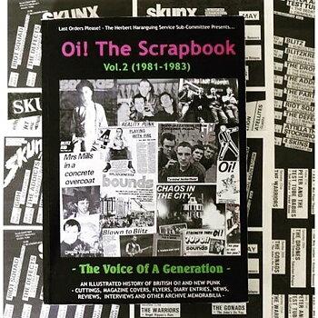 Oi! The Scrapbook - Vol 2  - Bok