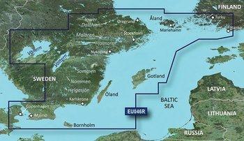 Garmin BlueChart® g3 HXEU046R - Sweden, Southeast
