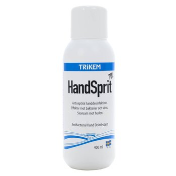 Trikem Håndsprit 70% 400ml