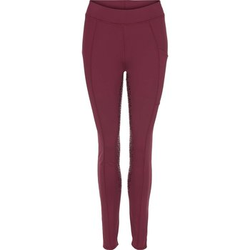 Equipage Dalena ridetights Deep Berry red eller sort