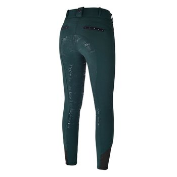 Kingsland Kadi W E-Tec F-Grip Breeches STR 38 Green Scarab