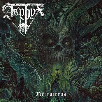 Asphyx - Necroceros - LP