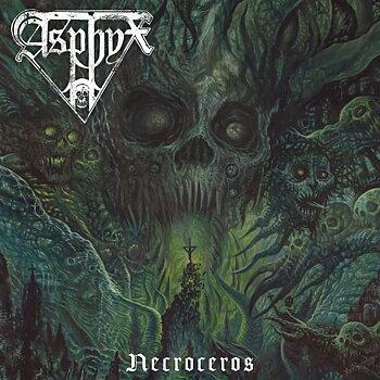 Asphyx - Necroceros - CD+DVD-mediabook