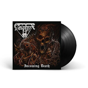 Asphyx - Incoming Death - LP