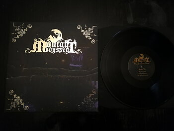 Midnight Odyssey ‎- The Forest Mourners - LP