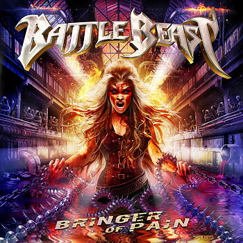 Battle Beast - Bringer Of Pain - LP