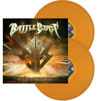 Battle Beast - No More Hollywood Endings - Orange LP