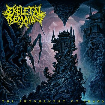 Skeletal Remains - The Entombment Of Chaos - LP+CD