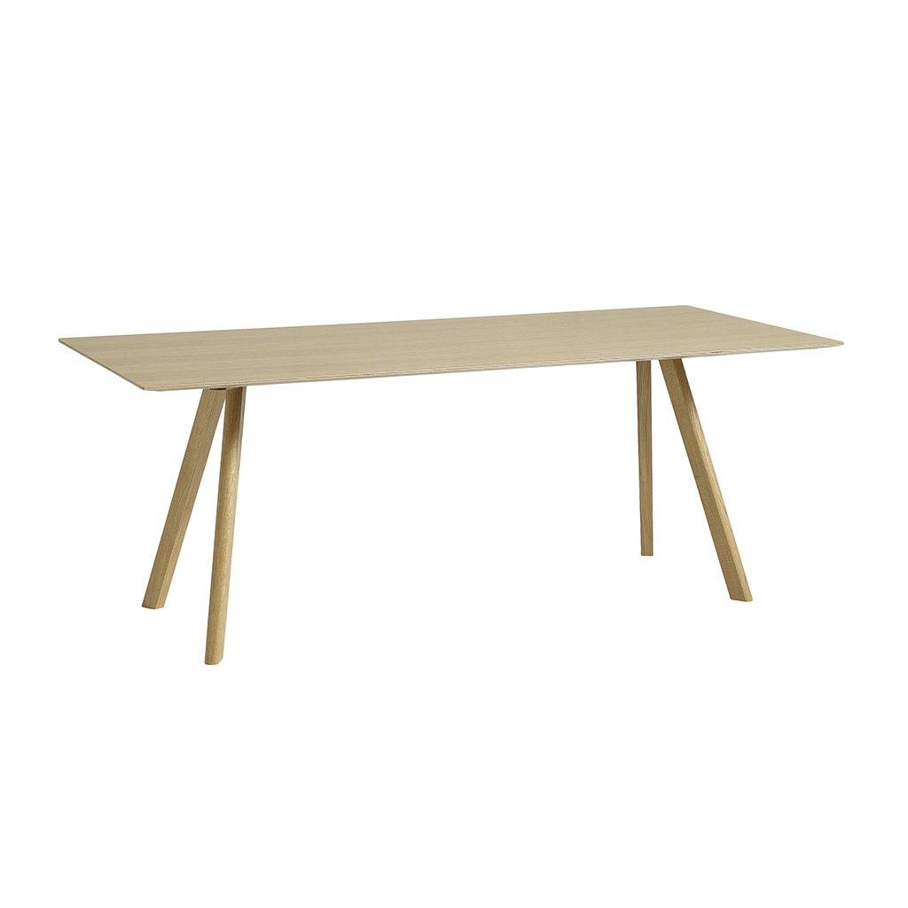 CPH25 Matbord Svart – Miljögårdens Möbler