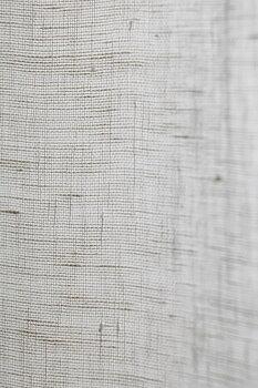 Gardin Kelly hellinne Kaolinvit Höjd 250 cm