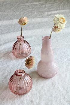 Vaser 3-pack rosa