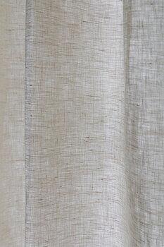 Gardin Crisp hellinne  Kashmirbeige enkel bredd Höjd 250 cm