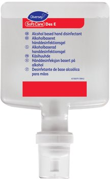 Handdesinfektion Diversey Soft Care E IC 1,3 liter