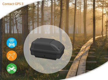 Contact GPS 3 - incl charger