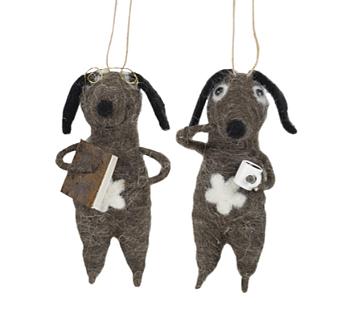 Olsson & Jensen Tovade hundar