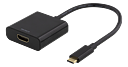 USB-C  TO HDMI ADAPTER DELTACO
