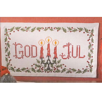 "Bonad 32x56cm ""God Jul"""