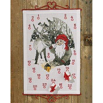 "Julkalender ""Tomte & Ren"""