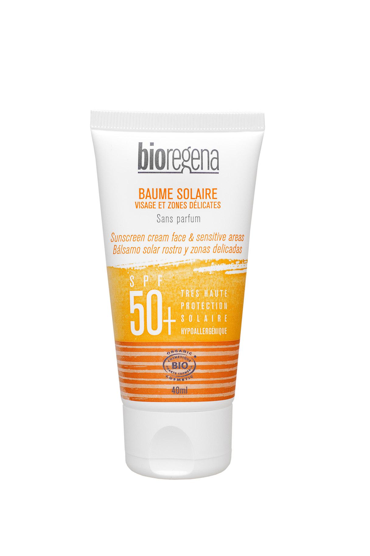 Bioregena Sunscreen balm SPF50+ Face 40ml