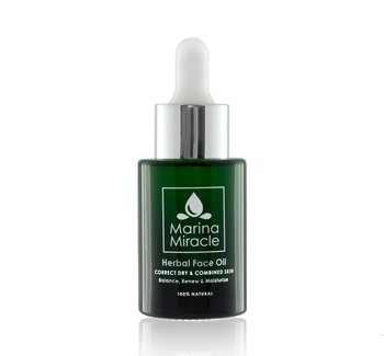 Marina Miracle Herbal Face Oil 30ml