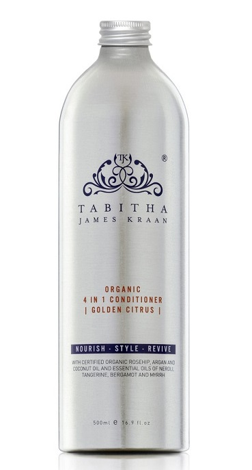 Tabitha James Kraan 4 in 1 Conditioner Golden Citrus Refill 500ml