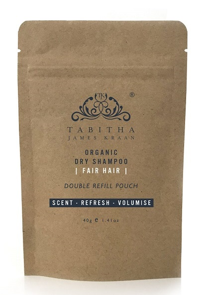 Tabitha James Kraan Double Refill for Compact Dry Shampoo - Fair Hair
