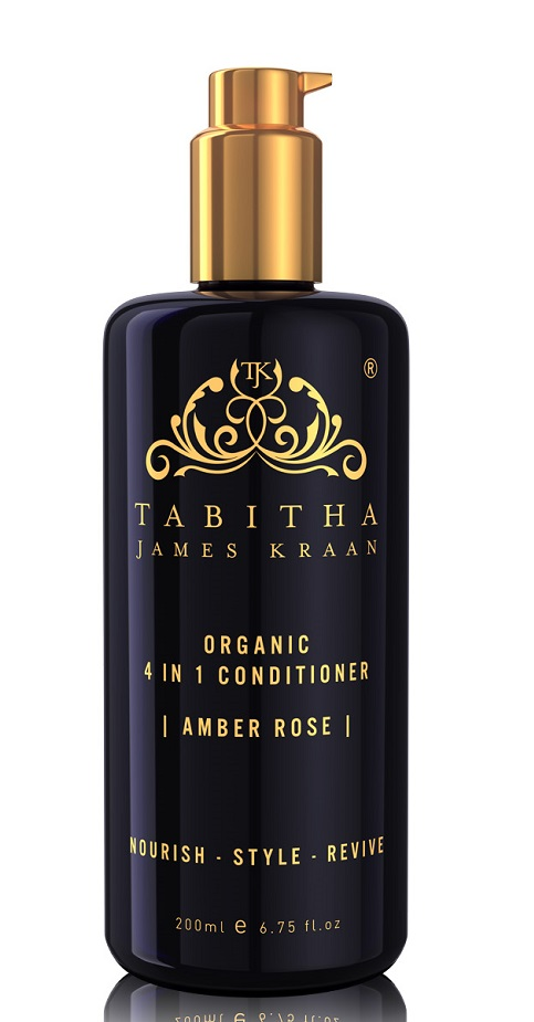 Tabitha James Kraan Luxury Edition Amber Rose 4-in-1 Conditioner 200ml