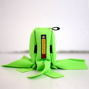 Cookie Squid®  Softshell neon
