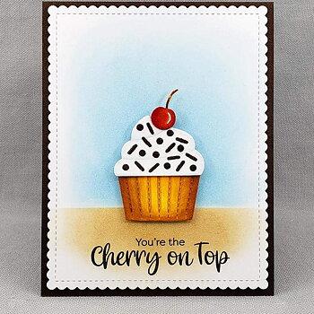 Cupcake and Sprinkles Die-namics