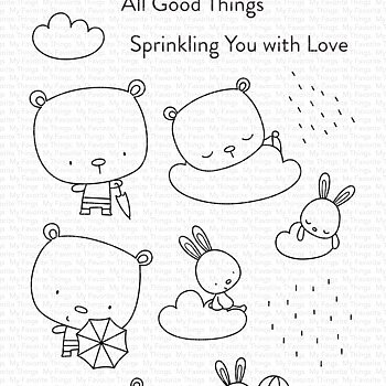 Sprinkling You with Love