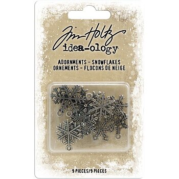 Idea-Ology Metal Adornments 9/Pkg