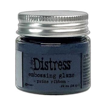 Distress Embossing Glaze -  Prize Ribbon