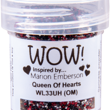 Queen Of Hearts - 15ml Jar