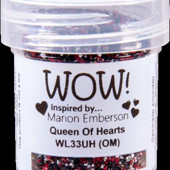 Queen Of Hearts - 15ml Jar