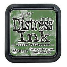 Tim Holtz Distress Inks Pad - Rustic Wilderness