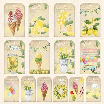 Summer Holiday Collection - Tags
