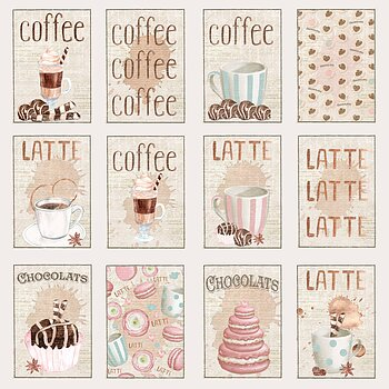 Coffee Collection - Tags
