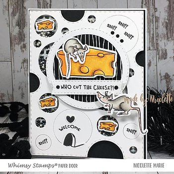 Say Cheese Clear Stamps